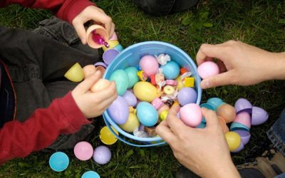 Not Your Traditional Easter Egg Hunt!