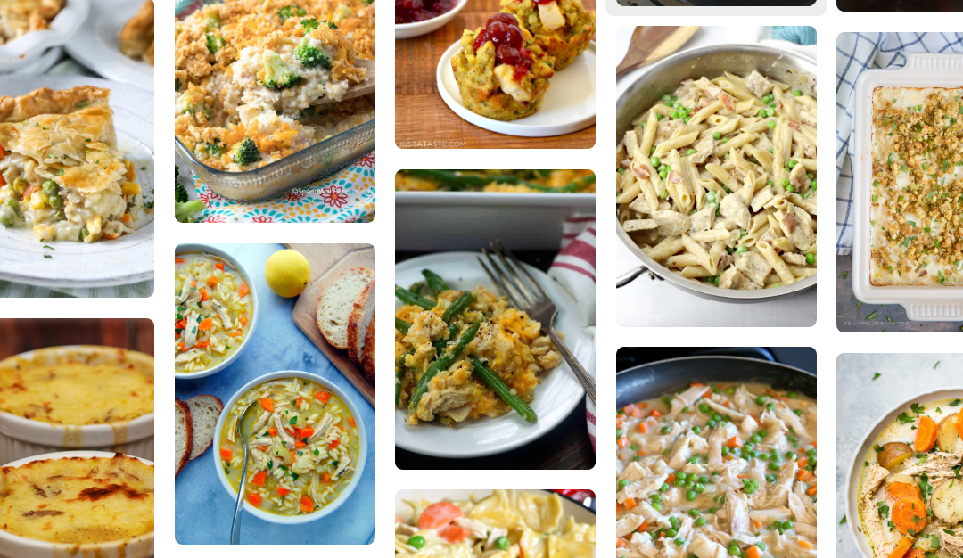 What to do with ALL your Thanksgiving leftovers