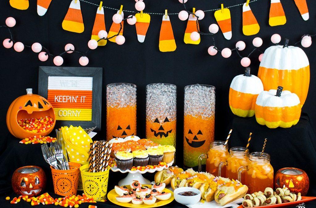 Halloween Parties aren't just for Kids!