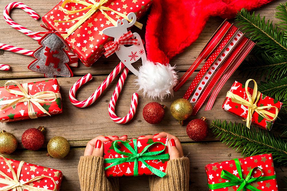 Easy, Fun Hand-made Christmas Gifts