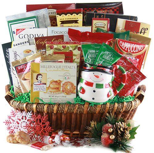 Grand Gourmet Christmas Gift Basket