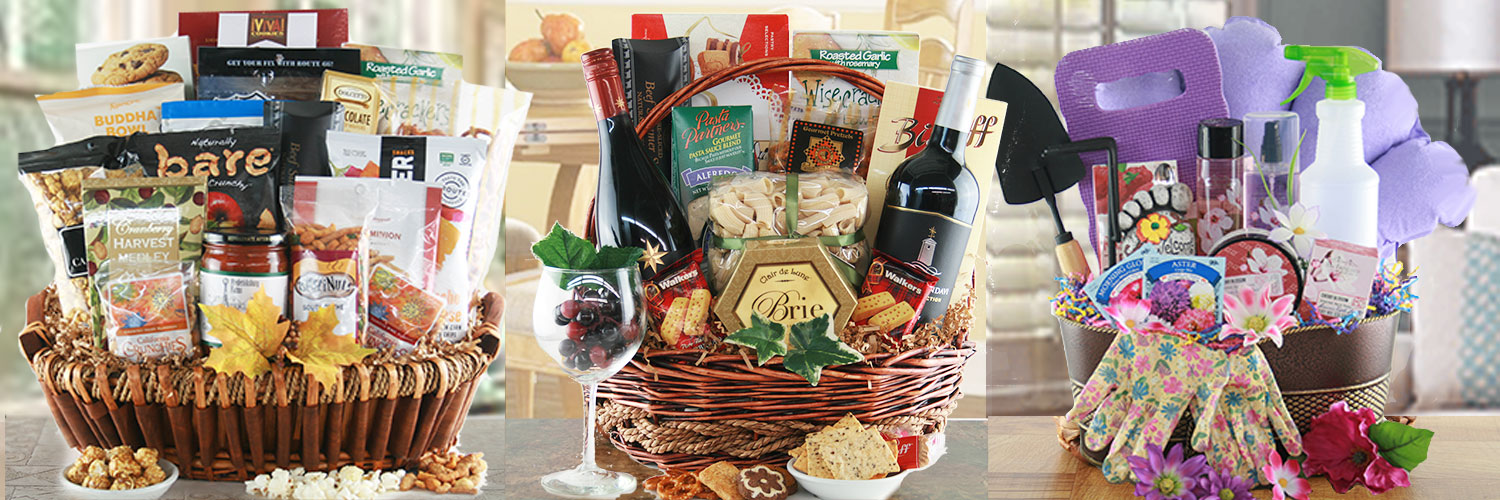 Design It Yourself Gift Baskets The Only Limits Your Imagination