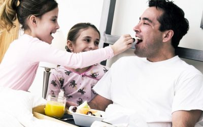 Awesome Breakfast Ideas for Father's Day