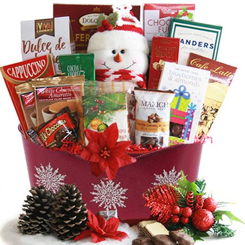 Holiday gift baskets diygb christmas gift baskets negle Images