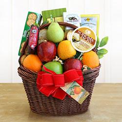 Bountiful Fruit Basket -  Fruit Gift Baskets