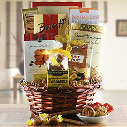 Afternoon Tea - Tea Gift Basket
