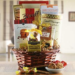 Afternoon Tea - Tea Gift Basket