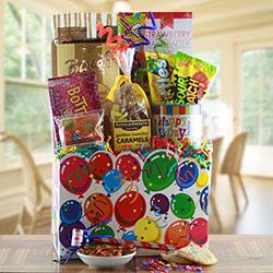 Birthday Wishes - Birthday Gift Basket