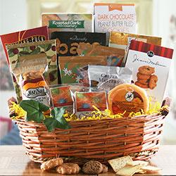 Executive Gourmet - Corporate Gift Basket