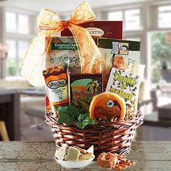 Gourmet Thank You - Thank You Gift Basket