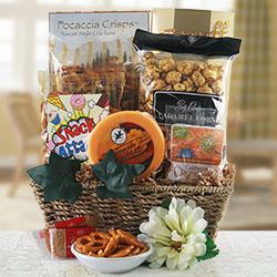 Snack Attack - Snack Gift Basket