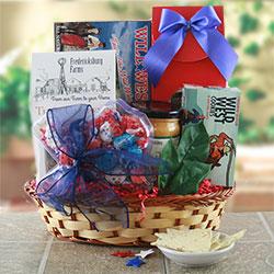 Southern Hospitality - Texas Gift Basket