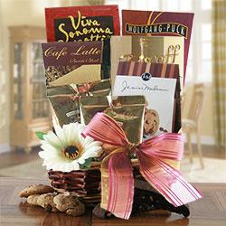 Thanks a Latte - Thank You Gift Basket