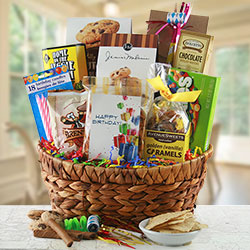 Time to Celebrate - Celebrations Gift Basket
