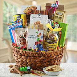 Time to Celebrate - Celebrations Gift Basket