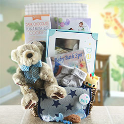 Boys will be Boys - Baby Gift Basket