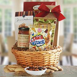 The Nibbler - Snack Gift Basket