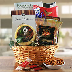 Mad About Snacks - Snack Gift Basket