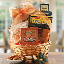 Cozy Collections - Gourmet Gift Basket