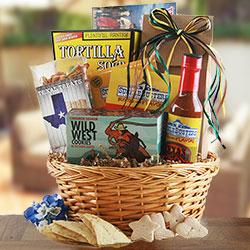 Sizzlin Southwest - Texas Gift Basket
