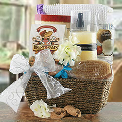 Just Heavenly - Spa Gift Basket