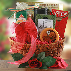 Italian Passion - Italian Gift Basket