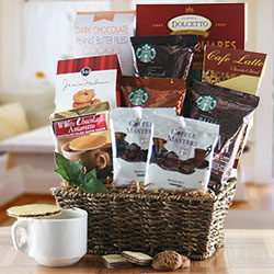 Break Time - Coffee Gift Basket