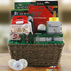 Golf Madness - Golf Gift Basket