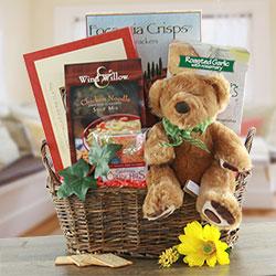 Bear Hugs - Get Well Gift Basket