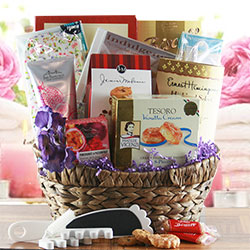 Spa Infusion - Spa Gift Basket