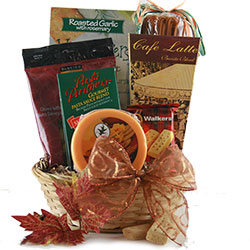 Delicious Bounty - Gourmet Gift Basket