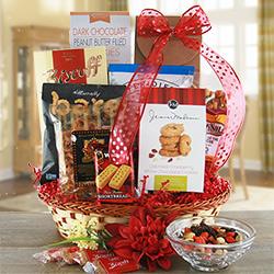 Oasis - Food Gift Basket