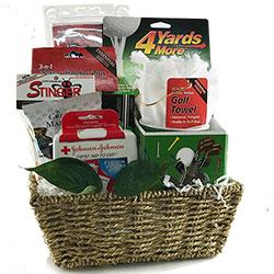 Birdies - Golf Gift Basket
