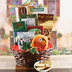 Finer Things - Tea Gift Basket