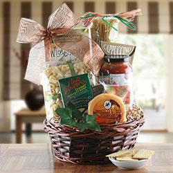Italian Treasures - Italian Gift Basket