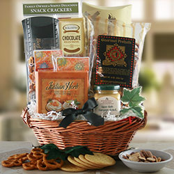 Snacks for Dad - Fathers Day Gift Basket