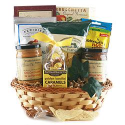 Tempting Treats - Snack Gift Basket