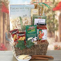 Tuscan Skies - Italian Gift Basket