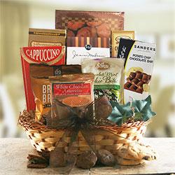 Chocolate Indulgence - Chocolate Gift Basket