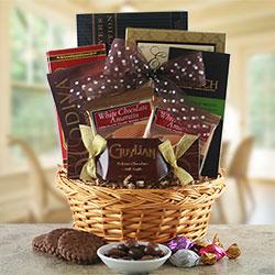 Chocolate Galore - Chocolate Gift Basket