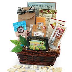 Delicious Bounty - Gourmet Gift Basket