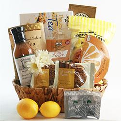 Breakfast Delight - Breakfast Gift Basket