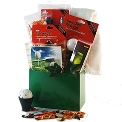 Tee - rific - Golf Gift Basket