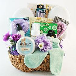 Spa Infusion - Spa Gift Basket
