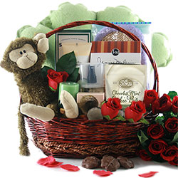 Spa Escape - Spa Gift Basket