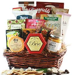 Art of Snacking - Snack Gift Basket