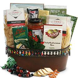 Grand Lux - Gourmet Gift Basket