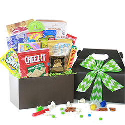 Admin. Professional Snack Basket<BR> Admin Day Gift Basket