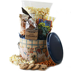 All Star Sports - Sports Gift Basket