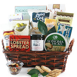 The Art of Appreciation - Thank You Gift Basket